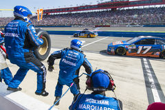 NASCAR:  Mar 22 Auto Club 400 Stock Image