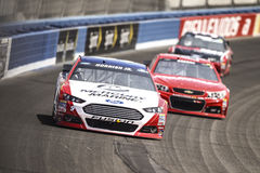 NASCAR:  Mar 22 Auto Club 400 Stock Images