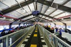 NASCAR:  Mar 21 Auto Club 400 Royalty Free Stock Photography