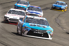 NASCAR: Mar 22 Auto klub 400 Fotografia Stock