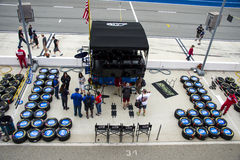 NASCAR: Mar 22 Auto klub 400 Fotografia Royalty Free