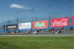 NASCAR:  Mar 21 Drive4Clots.com 300 Royalty Free Stock Image