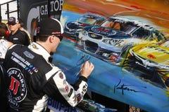 NASCAR: Mar 13 Good Sam 500(k) Stock Images