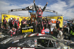 NASCAR:  Mar 30 STP 500 Royalty Free Stock Photo