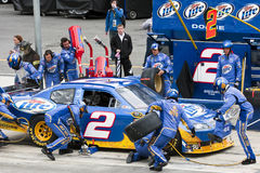 NASCAR:  March 21 Food City 500 Stock Image