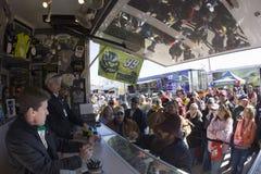 NASCAR:  March 6 Kobalt Tools 500 Royalty Free Stock Photos