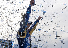 NASCAR:  March 7 Kobalt Tools 500 Stock Images