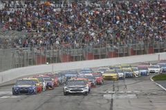 NASCAR: March 05 Folds of Honor QuikTrip 500 stock photography