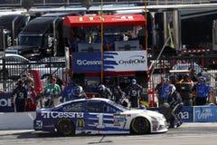 NASCAR: March 12 Kobalt 400 Royalty Free Stock Photos