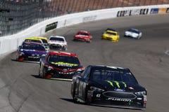 NASCAR: March 12 Kobalt 400 Stock Photos