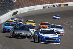 NASCAR: March 12 Kobalt 400 Royalty Free Stock Image