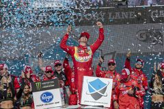 NASCAR: March 10 Ticket Guardian 500 royalty free stock photo