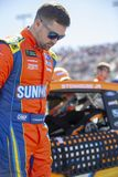 NASCAR: March 10 Ticket Guardian 500. March 10, 2019 - Avondale, Arizona, USA: Ricky Stenhouse, Jr 17 takes to the track for the Ticket Guardian 500 at ISM royalty free stock photo