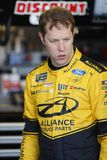 NASCAR: March 09 Ticket Guardian 500k. March 09, 2018 - Avondale, Arizona, USA: Brad Keselowski 2 gets ready to take to the track for the first practice of the stock photo