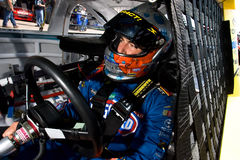 NASCAR:  Marcose Ambrose Aug 14 Carfax 400 Stock Photo