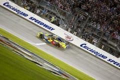 NASCAR:  Mark Martin LifeLock.com 400 Royalty Free Stock Photos