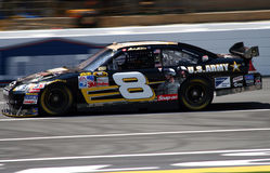 NASCAR - Mark Martin at Lowes Royalty Free Stock Photos
