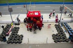 NASCAR: Mars 22 auto klubba 400 Arkivbilder