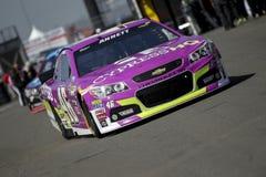 NASCAR: Mars 21 auto klubba 400 Fotografering för Bildbyråer