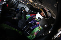 NASCAR: Mars 21 auto klubba 400 Royaltyfri Bild