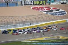 NASCAR: Mars 02 Boyd Gaming 300 royaltyfri bild
