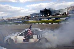 NASCAR : 6 mars Kobalt 400 Image stock
