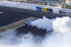 NASCAR: Mars 12 Kobalt 400 Fotografering för Bildbyråer