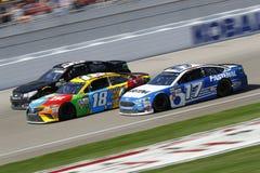 NASCAR: Mars 12 Kobalt 400 Arkivbilder