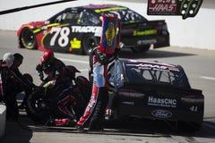 NASCAR: Mars 26 STP 500 Royaltyfria Foton