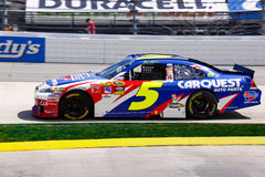 NASCAR Martin #5 Carquest Chevy Royalty Free Stock Images