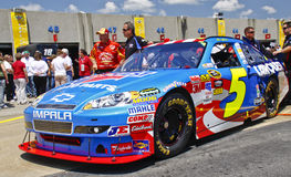 NASCAR - Martin S 5 Carquest Car Royalty Free Stock Photography
