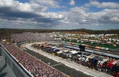 NASCAR - Martinsville Speedway Stock Image
