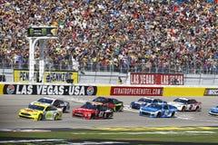 NASCAR: Marzec 04 Pennzoil 400 Fotografia Royalty Free