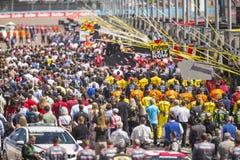 NASCAR: 13 marzo buon Sam 500 Fotografia Stock