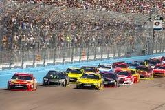 NASCAR: 13 marzo buon Sam 500 Fotografie Stock