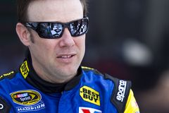 NASCAR: Matt Kenseth Royalty Free Stock Photos