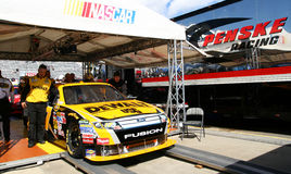 NASCAR - Matt Kenseth - Inspection at Martinsville Stock Photo