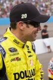 NASCAR Matt Kenseth på den Phoenix internationalen Racew Arkivfoto