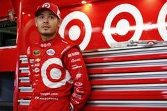 NASCAR : Mauvais garçon du 23 septembre outre de la route 300 Image libre de droits