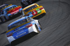 NASCAR : Mauvais garçon du 25 septembre outre de la route 300 Photo libre de droits