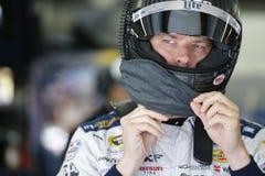 NASCAR : Mauvais garçon du 24 septembre outre de la route 300 Images libres de droits