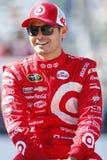 NASCAR : Mauvais garçon du 25 septembre outre de la route 300 Images libres de droits