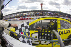 NASCAR: May 15 AAA 400 Benefiting Autism Speaks Stock Photos