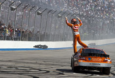 NASCAR:  May 15 HELLUVA GOOD! 200 Royalty Free Stock Photo