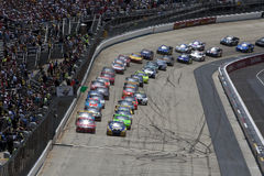 NASCAR:  May 16 Autism Speaks 400 Royalty Free Stock Photography