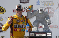 NASCAR:  May 16 Autism Speaks 400 Stock Images