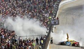 NASCAR:  May 16 Autism Speaks 400 Stock Image