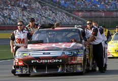 NASCAR:  May 22 Sprint Showdown Royalty Free Stock Image