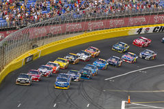 NASCAR:  May 30 Coca-Cola 600 Stock Photo