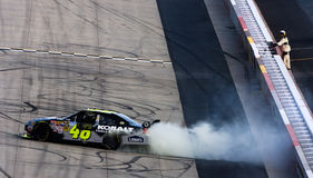 NASCAR: May 31 Autism Speaks 400 stock images